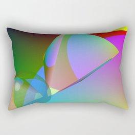 Qu in Qu  22 Rectangular Pillow