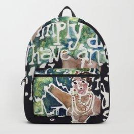 Josephine Baker Backpack