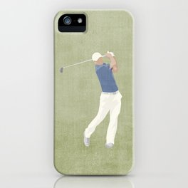 SUMMER GAMES / Golf iPhone Case