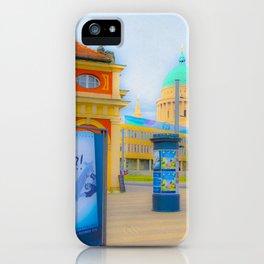 ...  P o t s d a m  ... iPhone Case