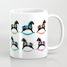 Rocking Horses Coffee Mug