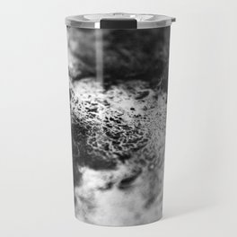 The Louise / Charcoal + Water Travel Mug