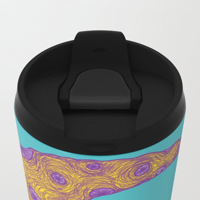 The Science of Sleep Metal Travel Mug