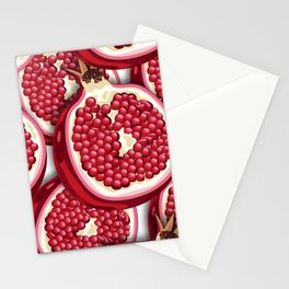 Pomegranate Stationery Cards