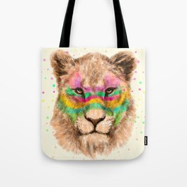 Lioness II Tote Bag