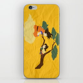 Father and Son iPhone Skin