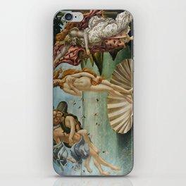 The Birth of Venus iPhone Skin