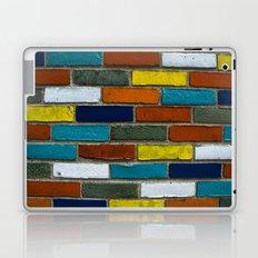 Color Wall Laptop & iPad Skin