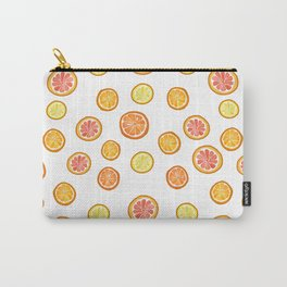 Citrus Carry-All Pouch