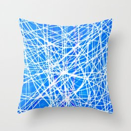 Intranet Throw Pillow