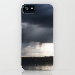 Thunderstorm iPhone Case