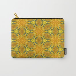 Yellow Sunflowers on a Sunny Day Carry-All Pouch