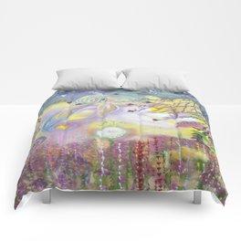 Ave Fenix in Love Comforters