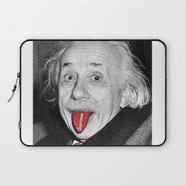 Albert Supreme Einstein Laptop Sleeve