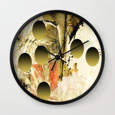White dream Wall Clock