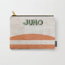 Juno - Alternative Movie Poster, classic movie, funny movie, minimal movie poster Carry-All Pouch