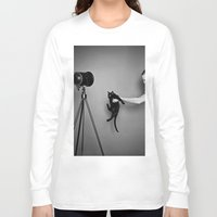 oz Long Sleeve T-shirts featuring Oz by Emily Mislak