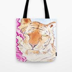 Tiger #1 Tote Bag