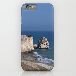 Aphrodite's Rock (Cyprus) iPhone Case