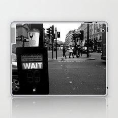 Pedestrians Wait Laptop & iPad Skin