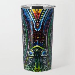 Ohmneuroflux Travel Mug