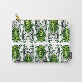 Emerald Cicadas Carry-All Pouch