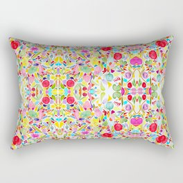 Meditation on Giverny II Rectangular Pillow