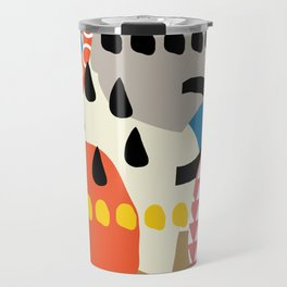 The sorcery of color n° 1 Travel Mug