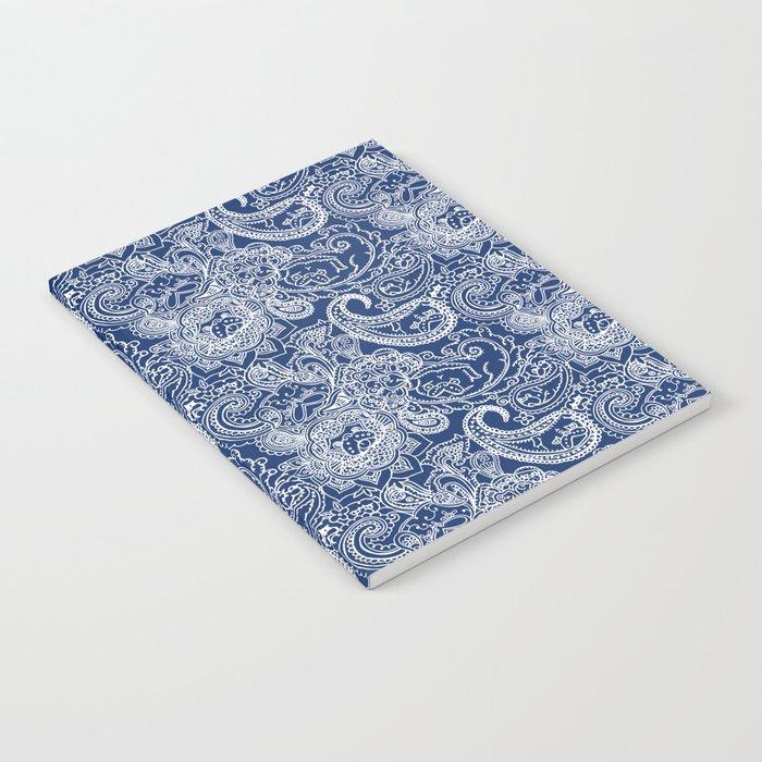 Paisley Pug Notebook