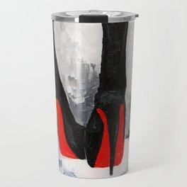 Take off your shoes! Travel Mug