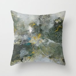 Seekers Of Truth Throw Pillow