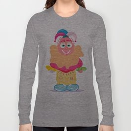 Lolo /Character & Art Toy design for fun Long Sleeve T-shirt