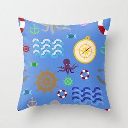 Hopper Throw Pillow