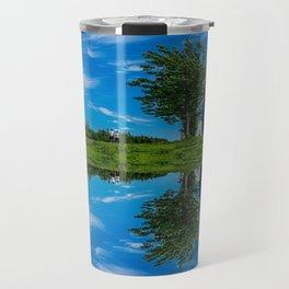 mirrors Travel Mug