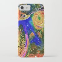 i want to believe iPhone & iPod Cases featuring I WANT TO BELIEVE by N3GATIVE CR33P