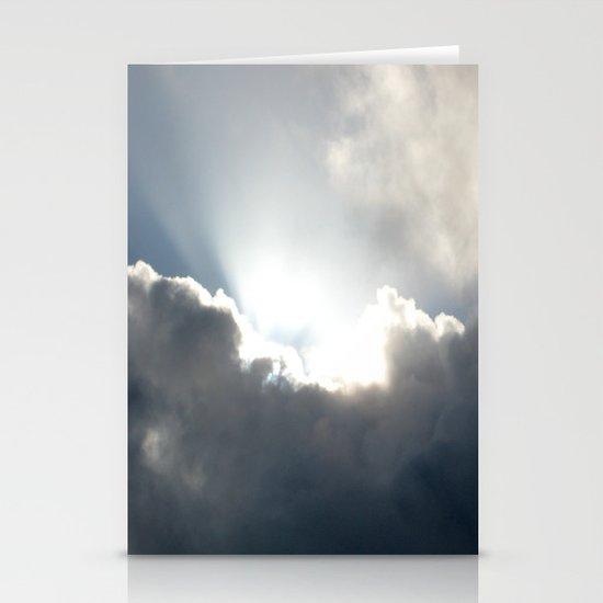 Jesus Light Stationery Cards