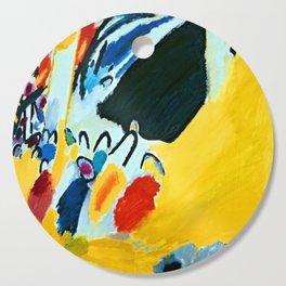 Wassily Kandinsky Impression III Cutting Board