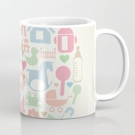 Baby a sphere Coffee Mug