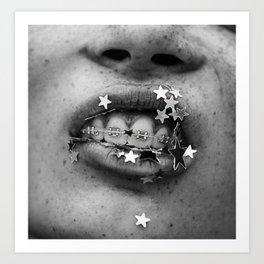 Constellation - Brooke Art Print