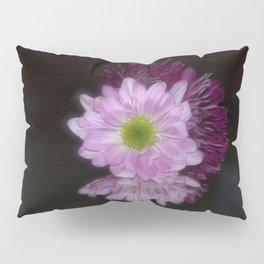 Floral Reflection Pillow Sham