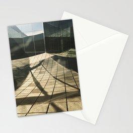 Shreds and Shards Stationery Cards