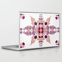 kaleidoscope Laptop & iPad Skins featuring Kaleidoscope by Karolis Butenas