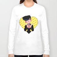 jjba Long Sleeve T-shirts featuring JOSUKE by Kai L.