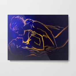 butch and fe Metal Print