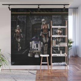 Sexy Sci-Fi 2 Wall Mural