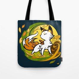 Autumn Fox Tote Bag