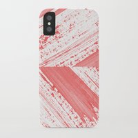 coral iPhone & iPod Cases featuring CORAL by LEEMO