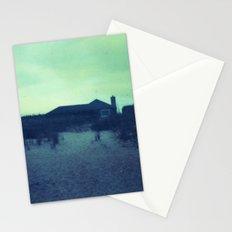 Beach house Stationery Cards