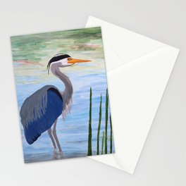 Heron Shore Stationery Cards