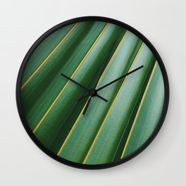 Palm Love Wall Clock